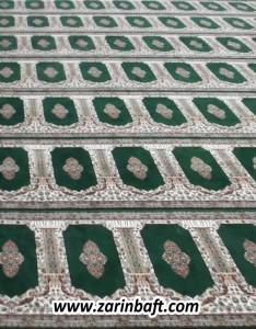 سجاده فرش مسجد امیرالمومنین (ع) روستای حلاف حسن اهواز
