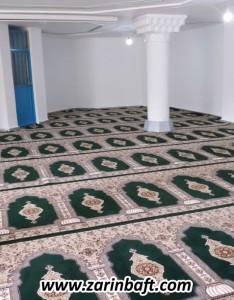 سجاده فرش مسجد جامع سنندج