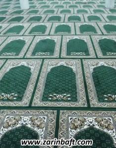 سجاده فرش مسجد جامع کوهستک میناب