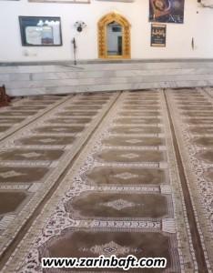 سجاده فرش مسجد جامع گرجی محله بهشهر