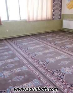سجاده فرش دبستان مدنی اصفهان