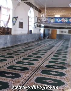 سجاده فرش مسجد جامع گیلده
