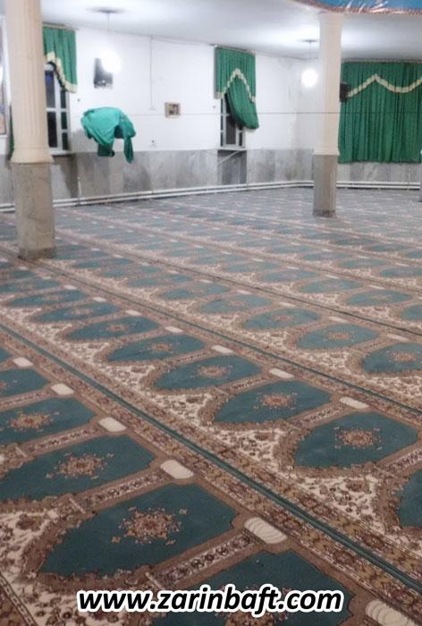 سجاده فرش  مصلی نماز جمعه هندودر